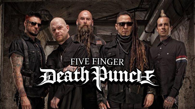 Resultado de imagen de five finger death punch