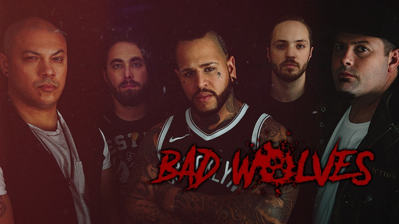 Interview: Tommy Vext, BAD WOLVES