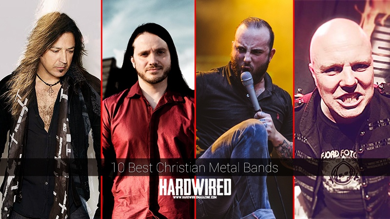 Christian Metal Bands 2018