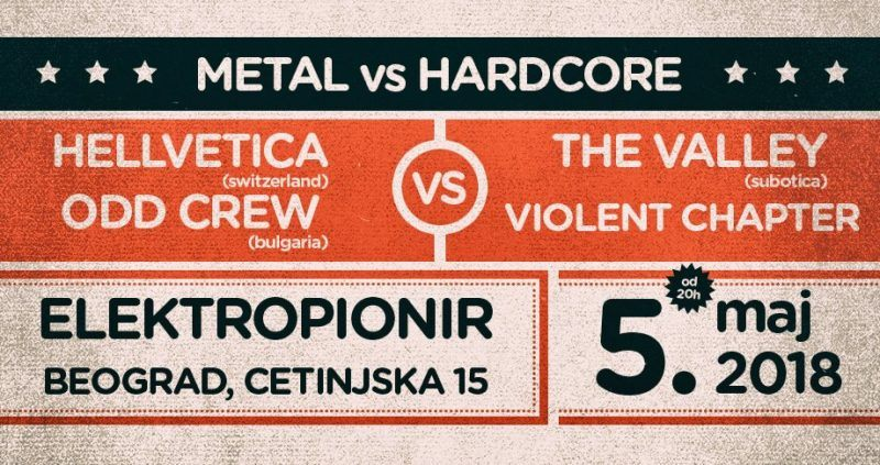 metal-vs-hardcore-vilent-chapter-odd-crew-the-valley-hellvetica-promo-cover-1