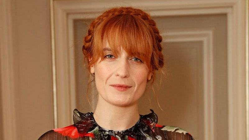 """FLORENCE AND THE MACHINE Announce New Album """"High as Hope"""""""