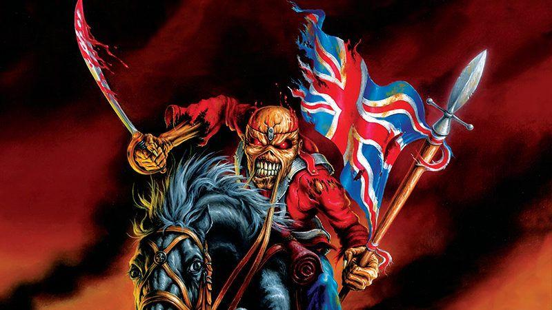 RAINMAKER (Iron Maiden Tribute) ove subote u Božidarcu! @ Centar za kulturu Božidarac