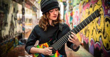 Sarah Longfield, photo Ken Susi