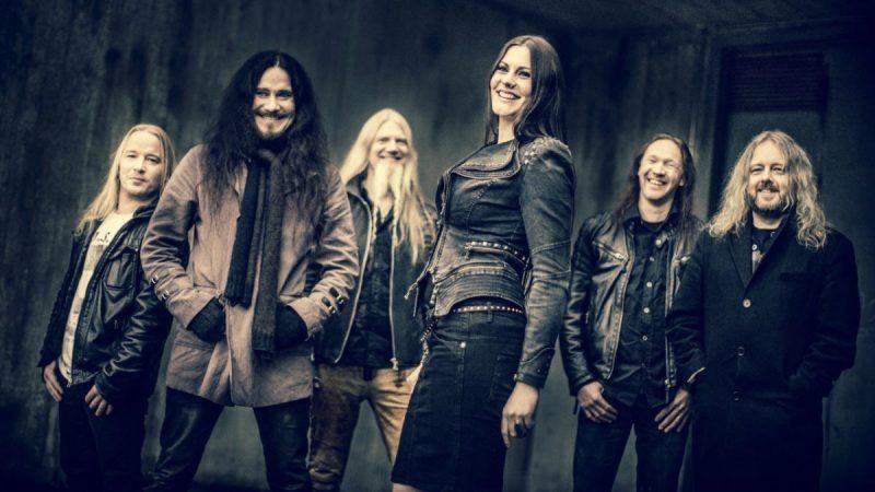 Nightwish, Beast in Black @ Budimpešta @ László Papp Sportska Arena