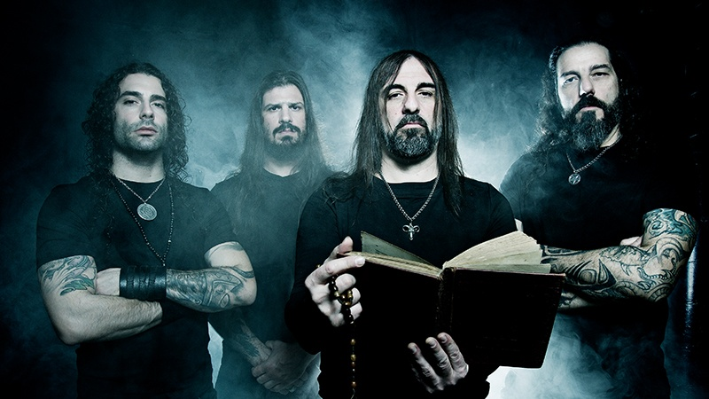 """ROTTING CHRIST Premiere's Track Of Forthcoming Album """"The Heretics ..."""