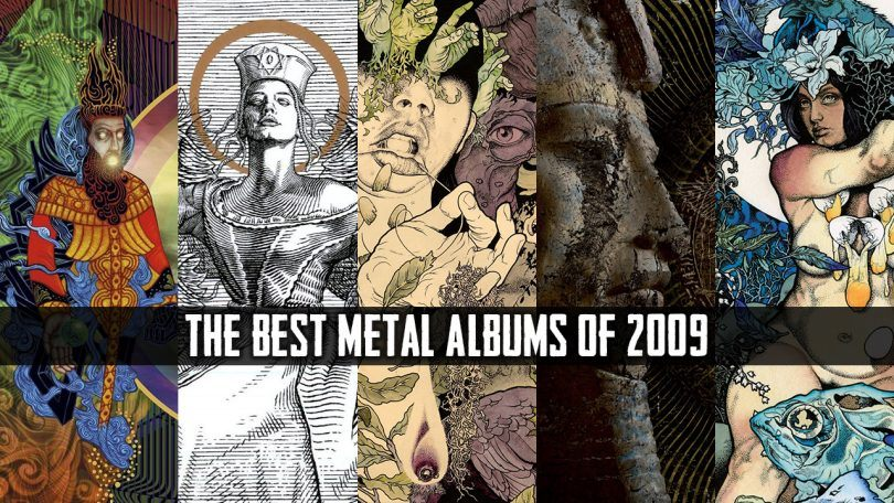 The Best Metal Albums of 2009 | Hardwired Magazine