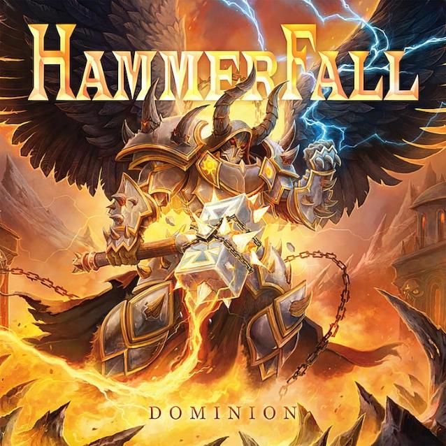 hammerfall-dominion-2019-cover
