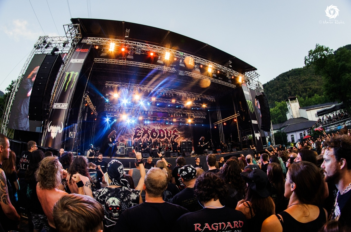 Slowenien metaldays Metaldays 2016